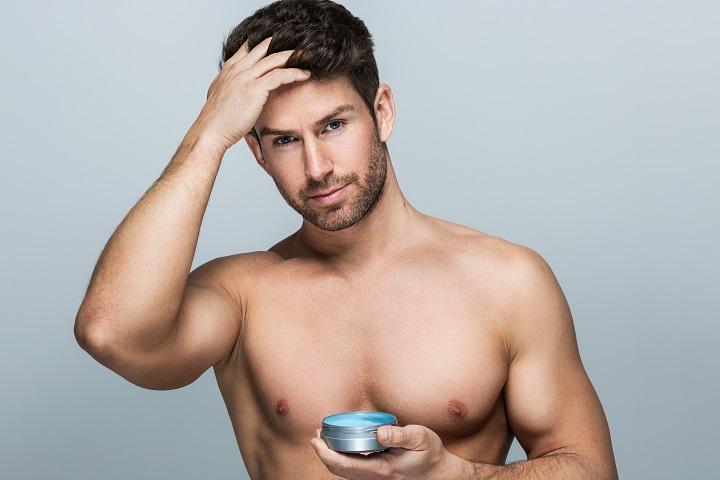 choisir la meilleure cire à cheveux pour homme