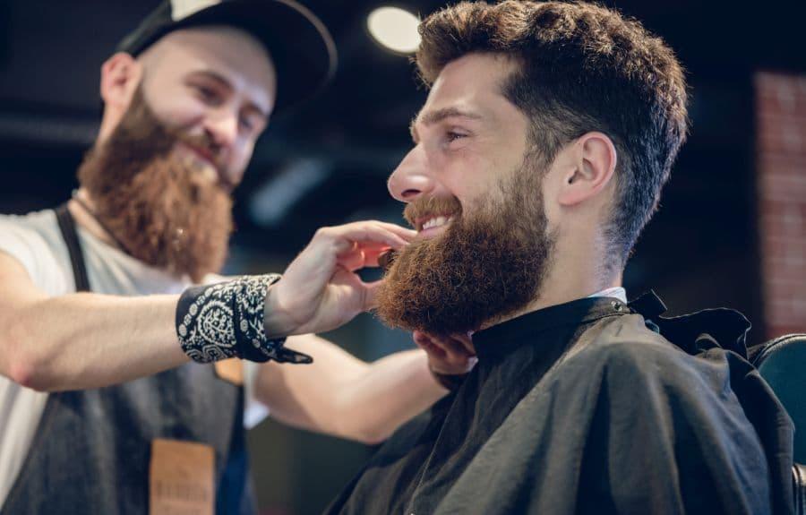 choix peigne à barbe