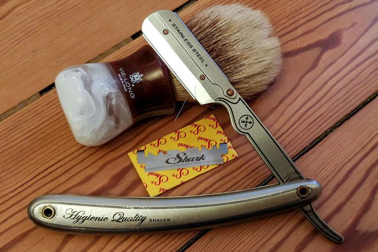 Shavette – un rasoir traditionnel pour vos poils